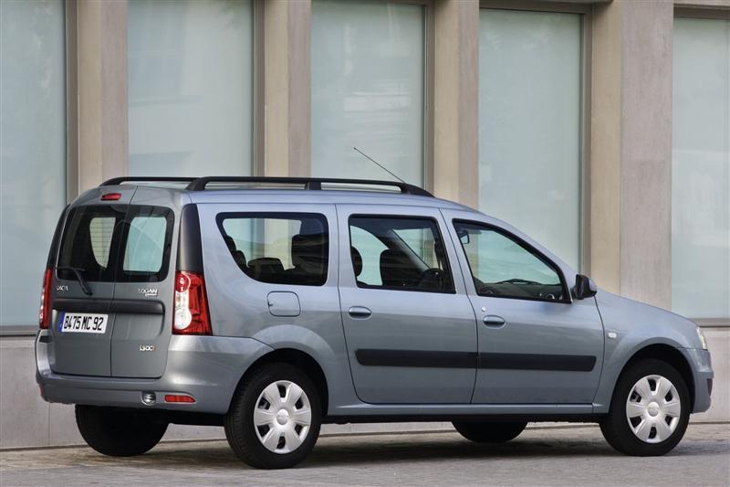 2009 Dacia Logan MCV thumbnail image