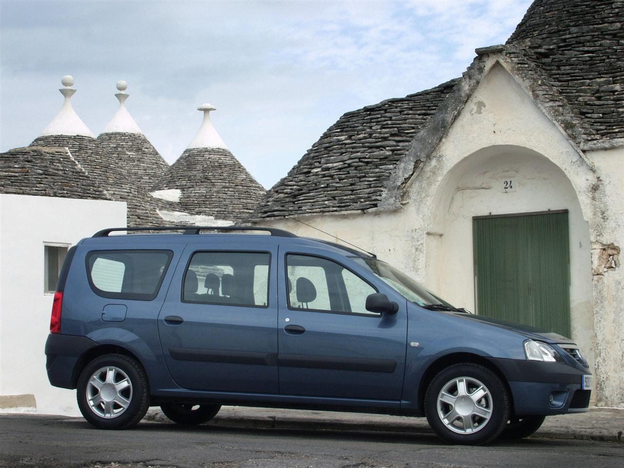 2009 Dacia Logan MCV Image