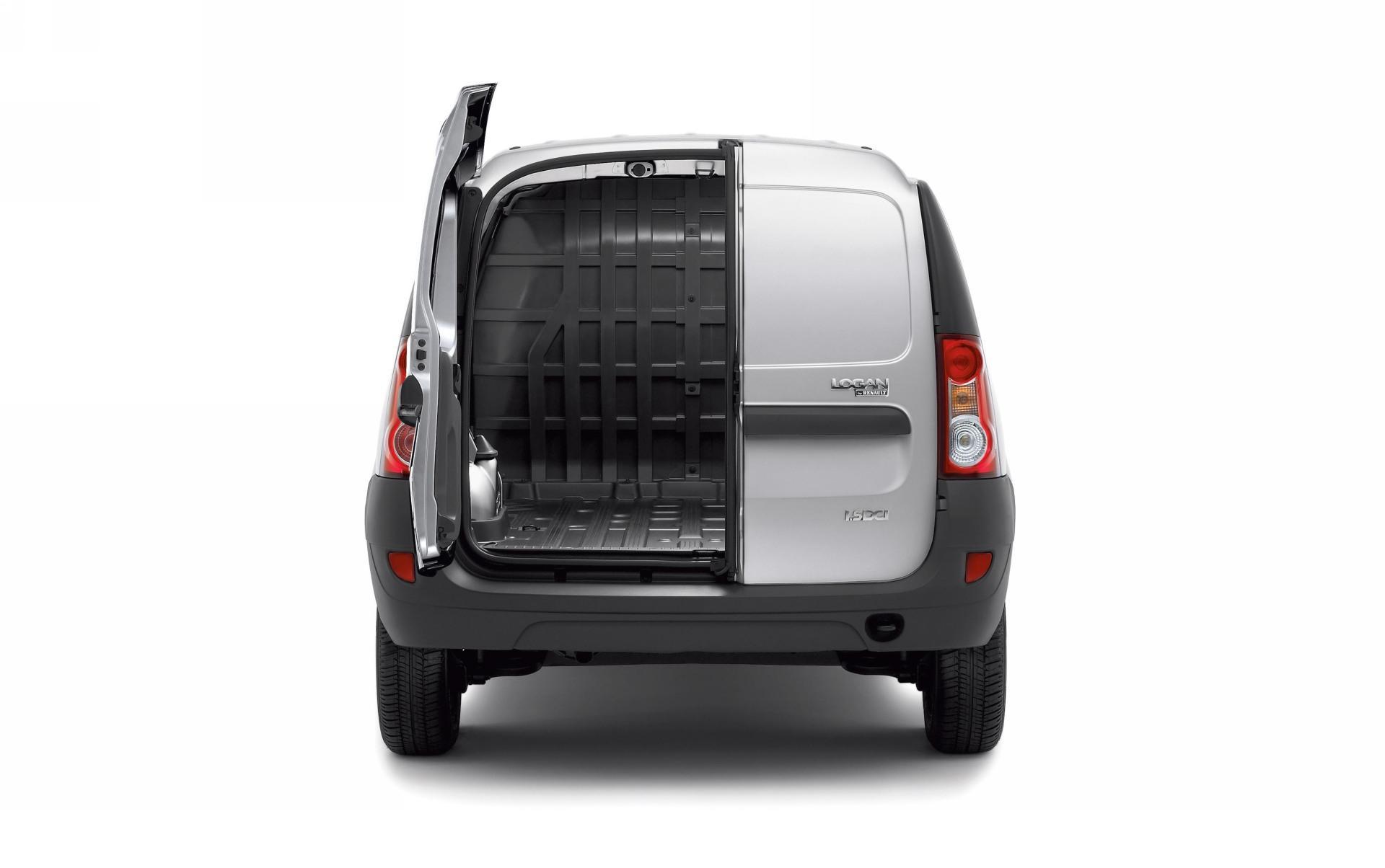 2009 Dacia Logan Van Image