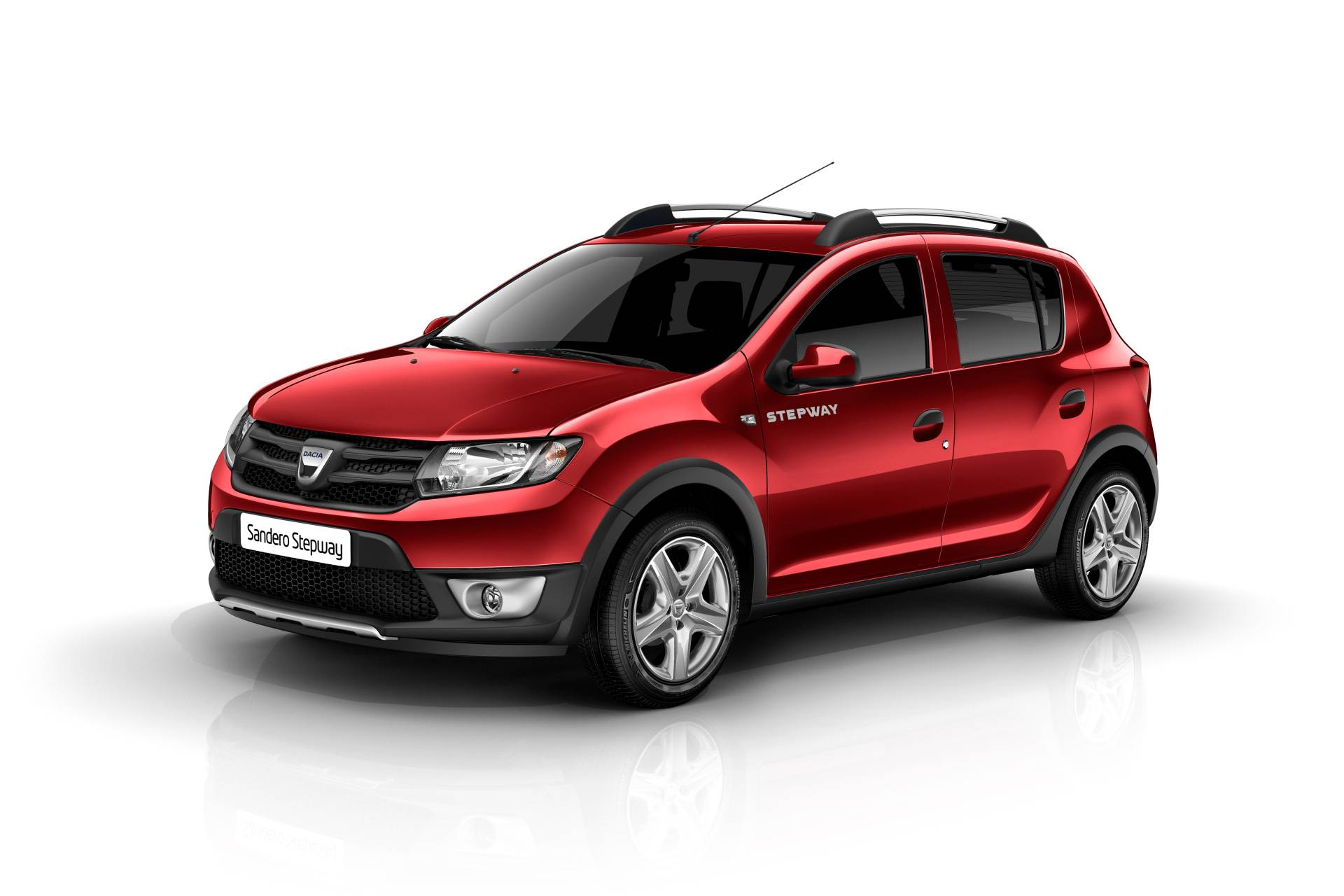 2013 dacia sandero stepway image. Black Bedroom Furniture Sets. Home Design Ideas