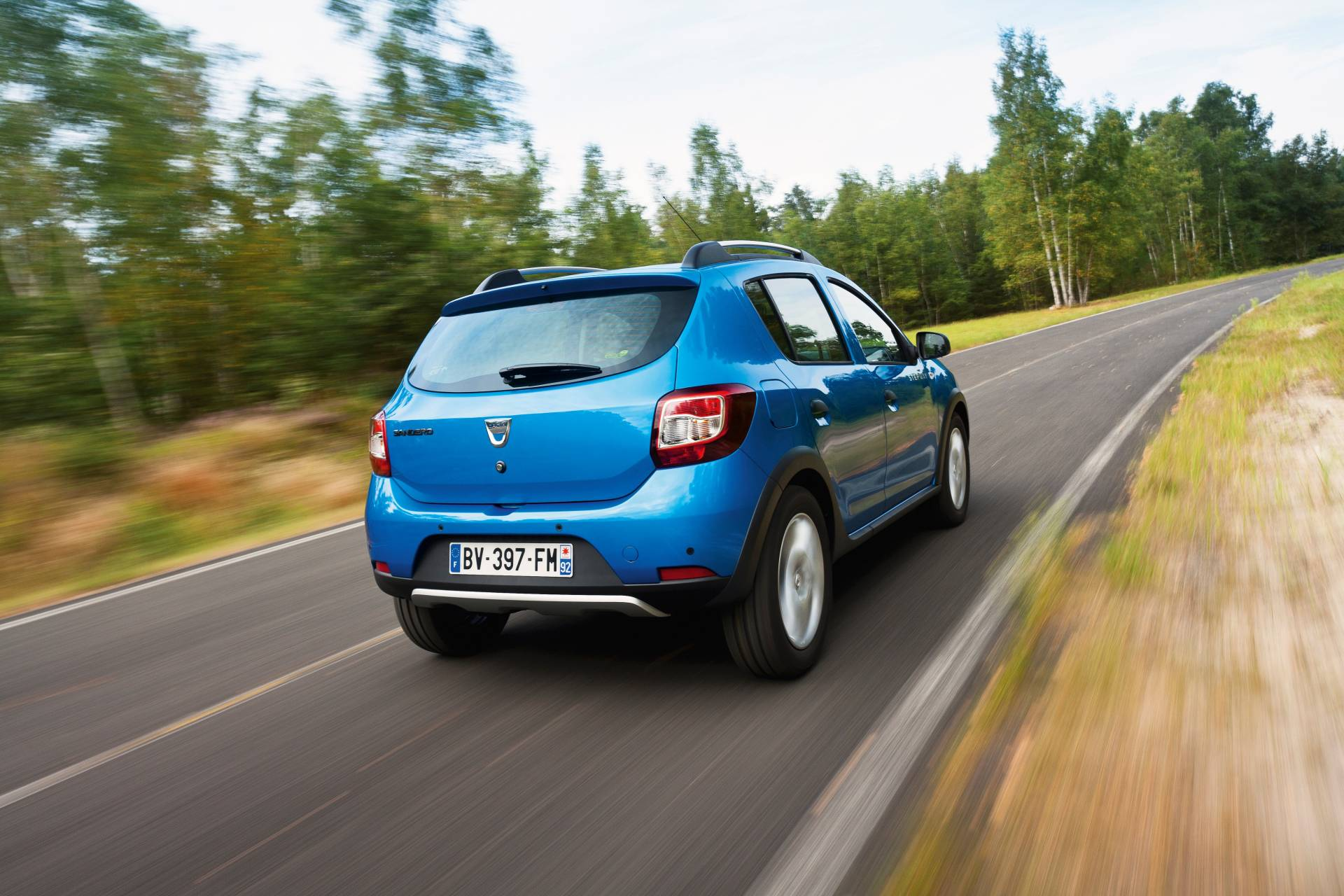 dacia sandero stepway 2013 - photo #4