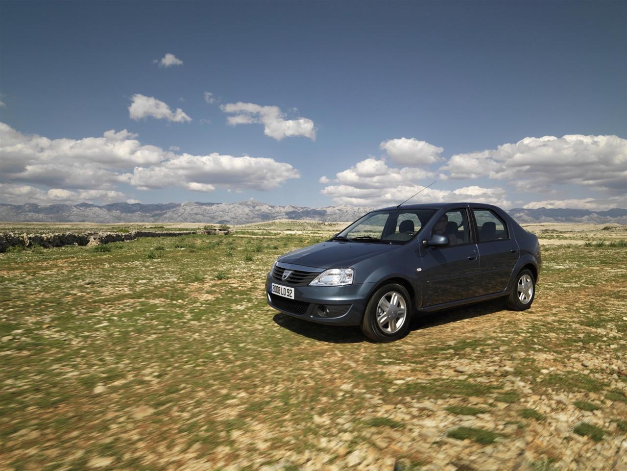 2009 Dacia Logan Image