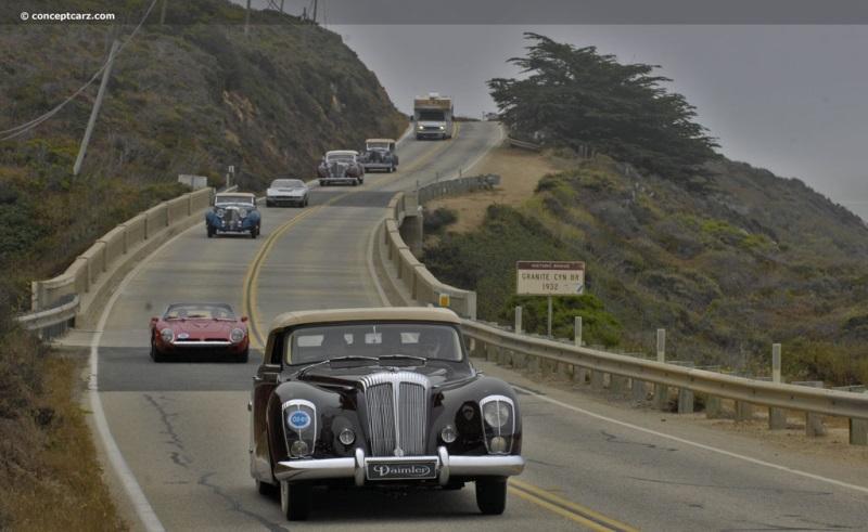 1948 Daimler De36 At The 58th Annual Pebble Beach Concours