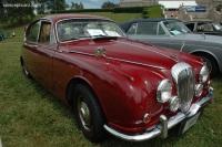 1967 Daimler 250 image.