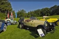 1921 Daniels Speedster D-19