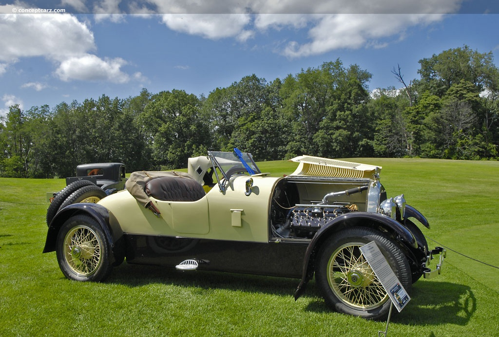 1921 Daniels Speedster D-19 Image