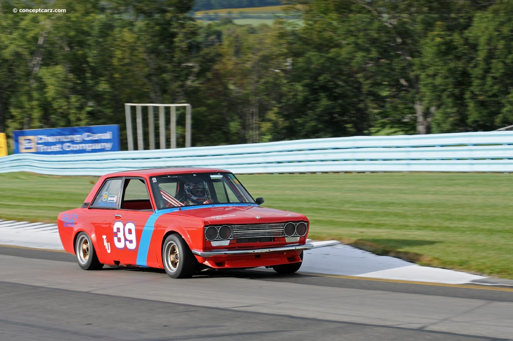 1968 Datsun 510 Technical Specifications and data. Engine ...