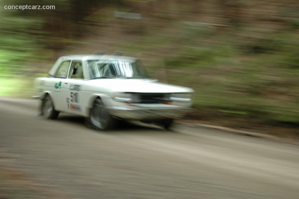 1970 Datsun 510 Technical Specifications and data. Engine ...