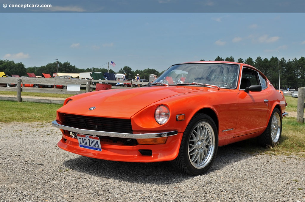 auction results and data for 1972 datsun 240z. Black Bedroom Furniture Sets. Home Design Ideas