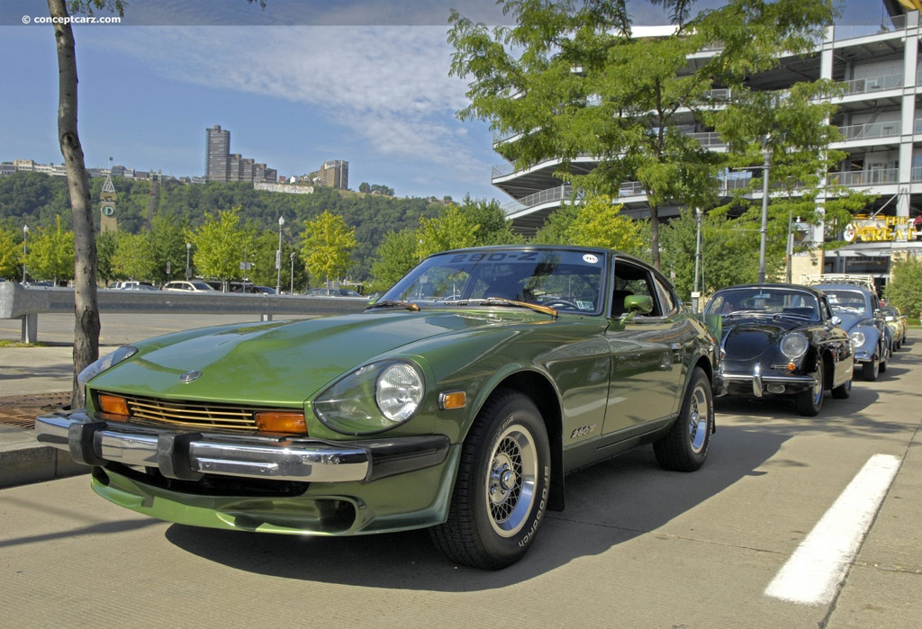 Auction Results And Data For 1976 Datsun 280z