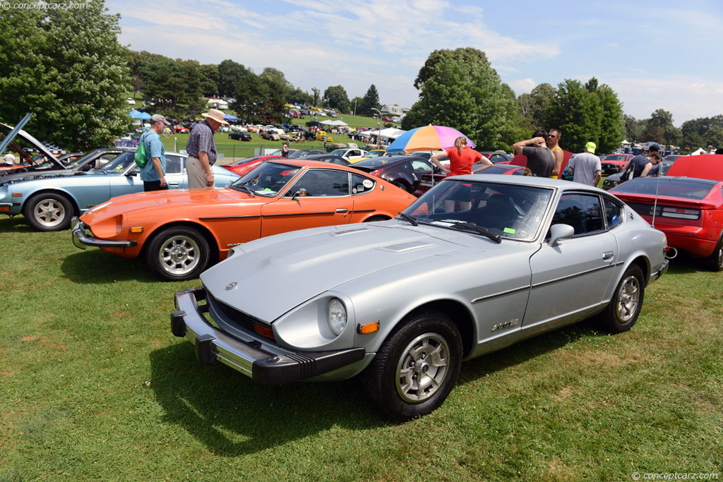 1977 Datsun 280z Technical Specifications And Data  Engine