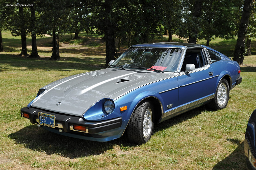 1981 Datsun 280ZX Pictures, History, Value, Research, News ...