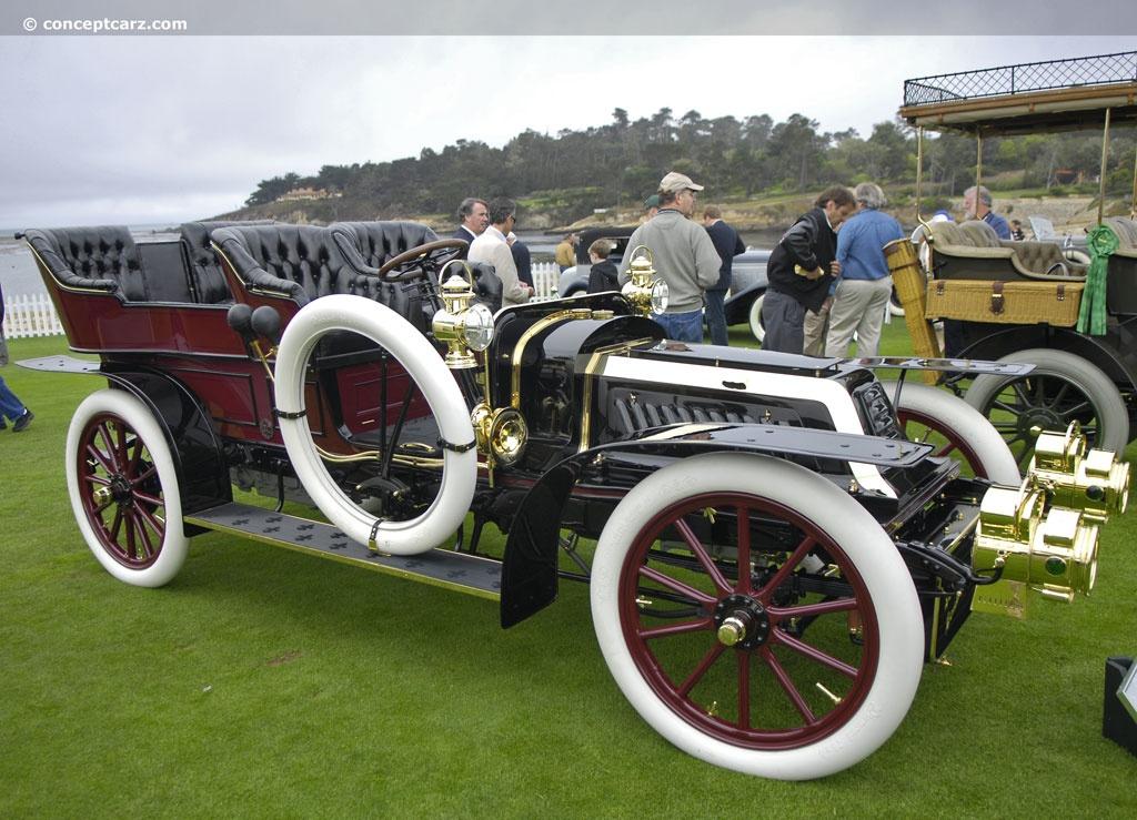 1904 De Dion Bouton - ...