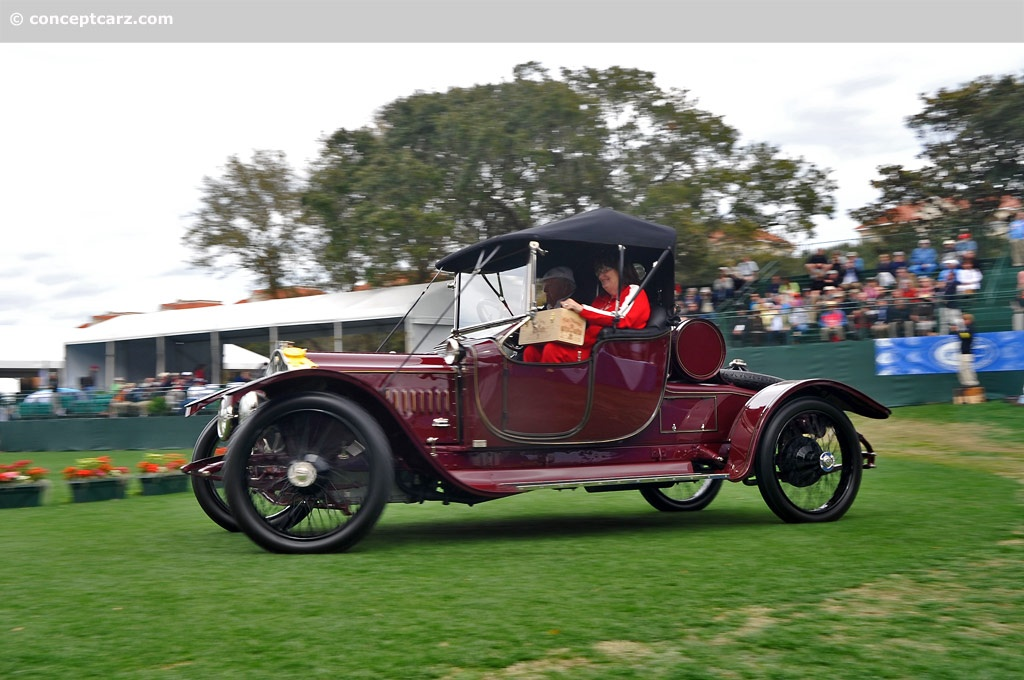 1912 De Dion Bouton DM...