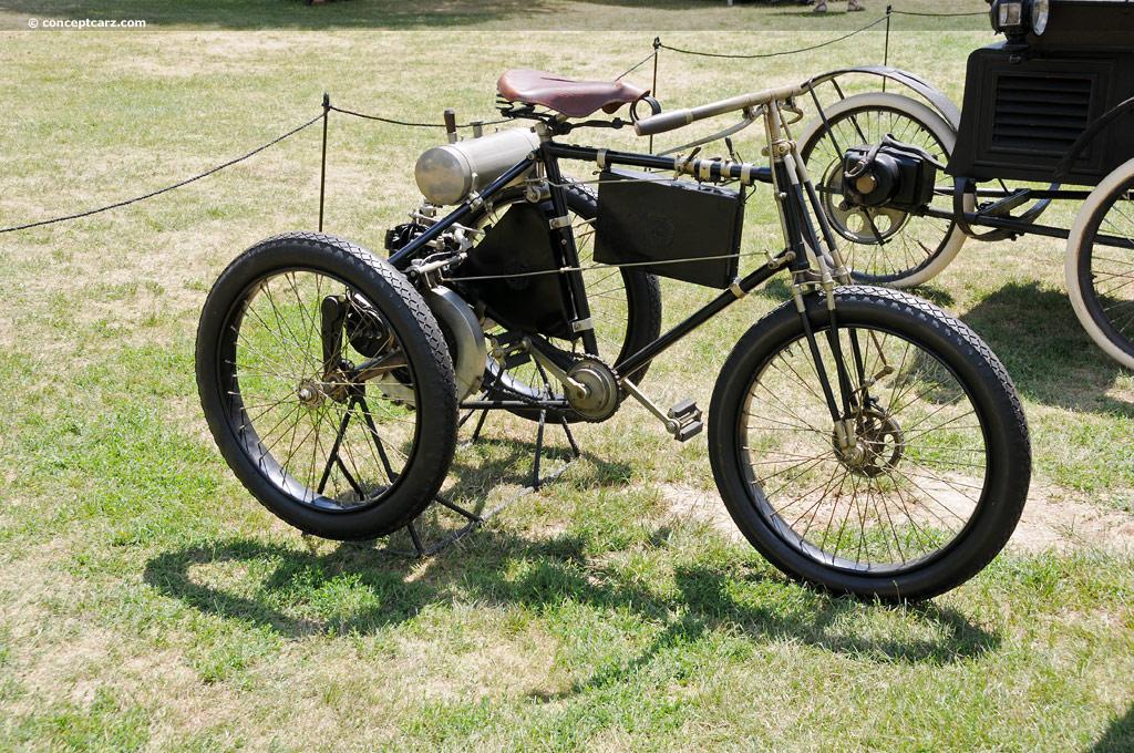 1898 De Dion Bouton - ...