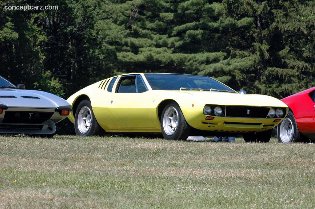 auction results and data for 1969 detomaso mangusta. Black Bedroom Furniture Sets. Home Design Ideas