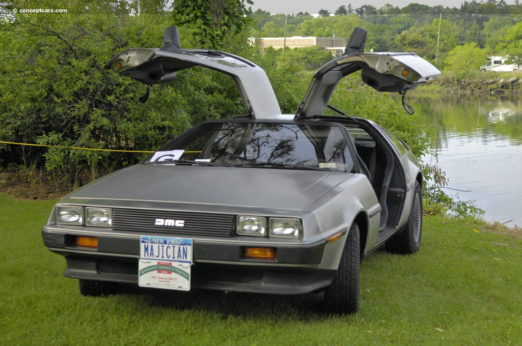 auction results and data for 1981 delorean dmc 12. Black Bedroom Furniture Sets. Home Design Ideas