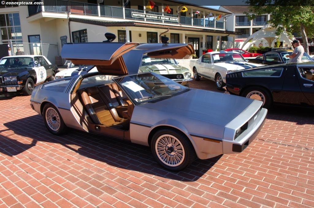 1981 DeLorean DMC-12 - conceptcarz.com