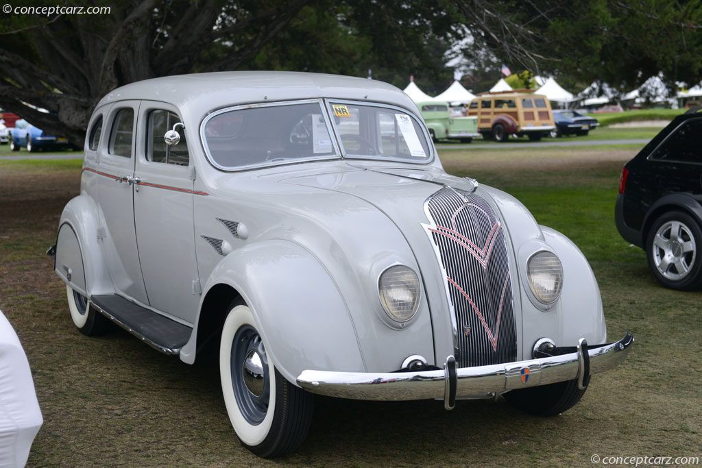 Sothebys Auction Results >> 1936 DeSoto Airflow - conceptcarz.com