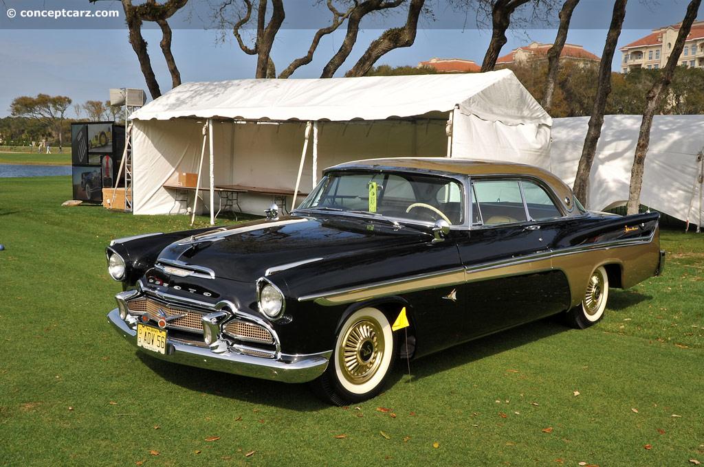 1956 Desoto Adventurer Conceptcarz Com