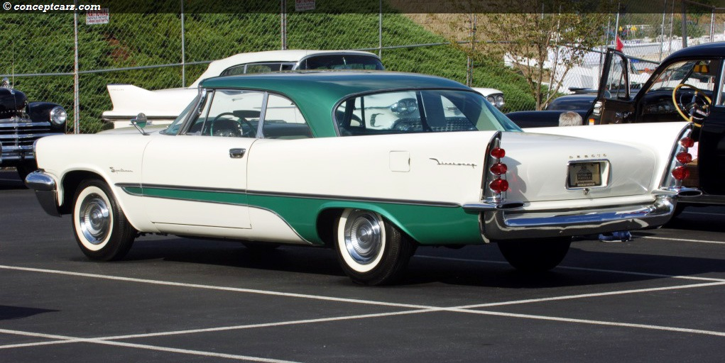 1957 desoto firesweep auction sales and data