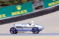 1922 Delage Type DF La Torpille