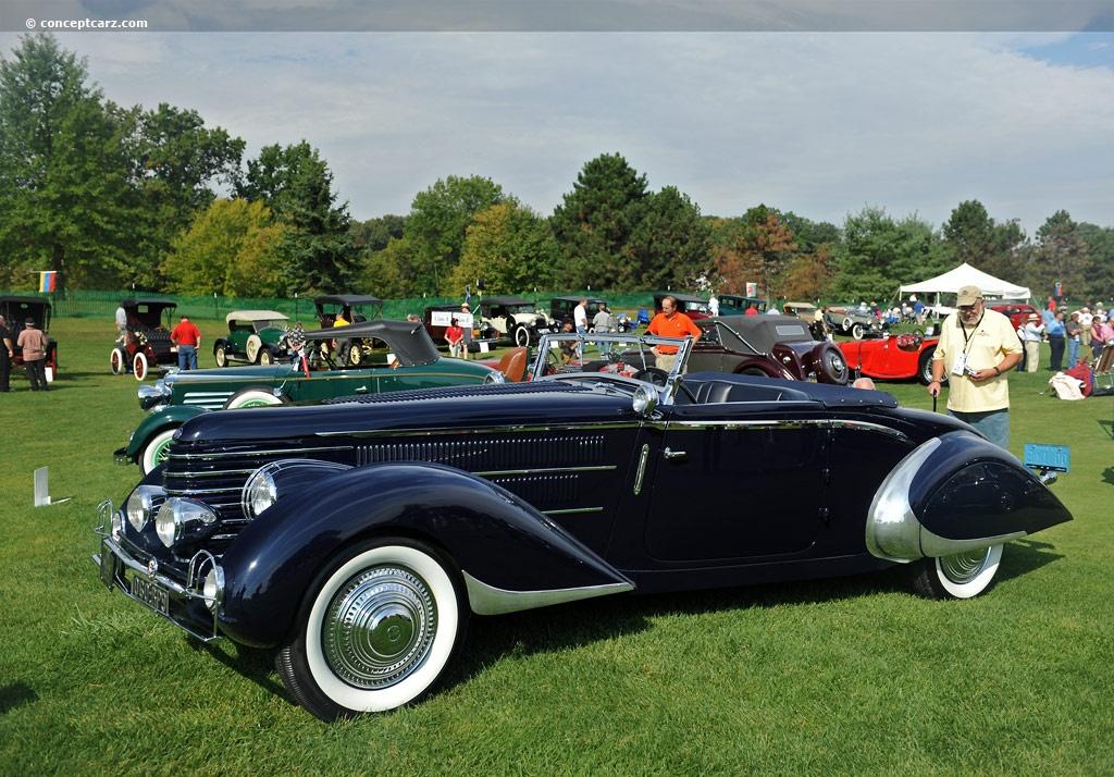 1935 Delage D8-85 - co...