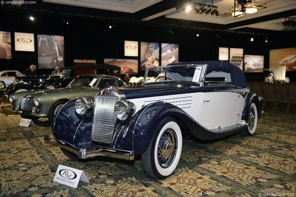 1936 Delage D6-70 - co...