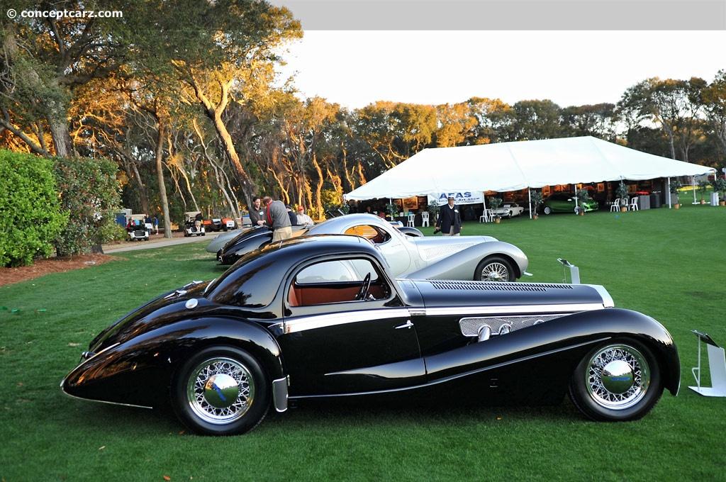 1937 Delage D8 120 Ima...
