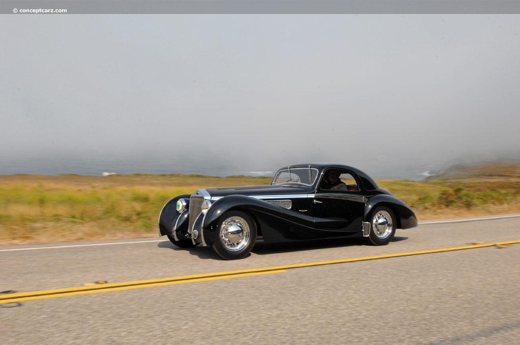 1937 Delage D8 120 - c...