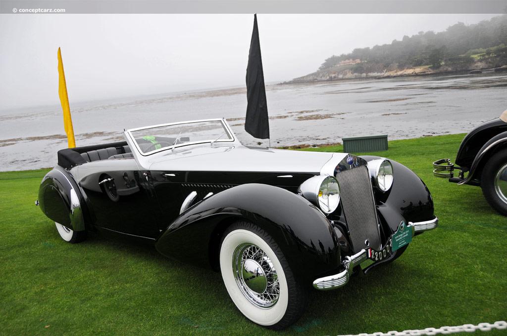 1939 Delage D8-120 S -...