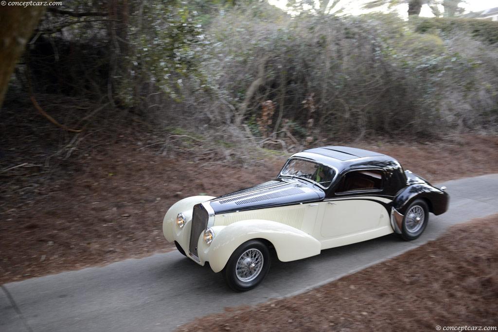 1939 Delage D8-120 - c...
