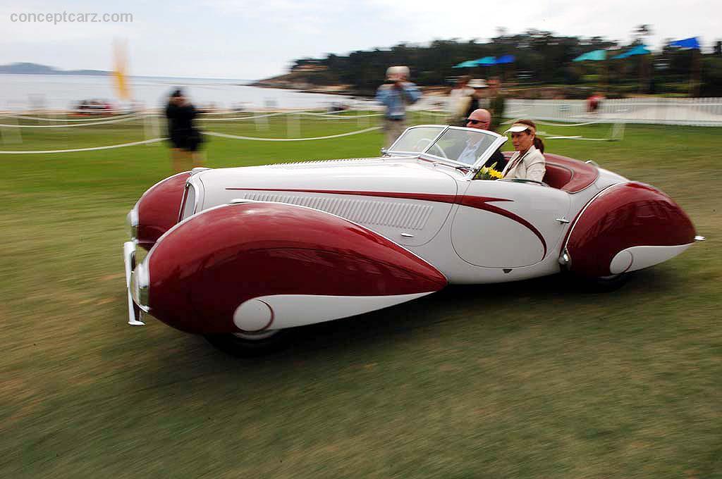 1937 Delahaye 135M - c...