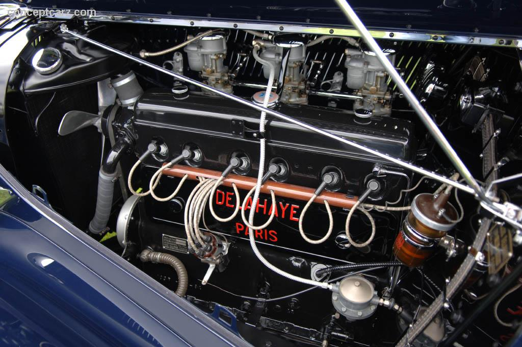 Used Cars Escondido >> Chassis 46864, engine 46864.1936 Delahaye Type 135 chassis ...