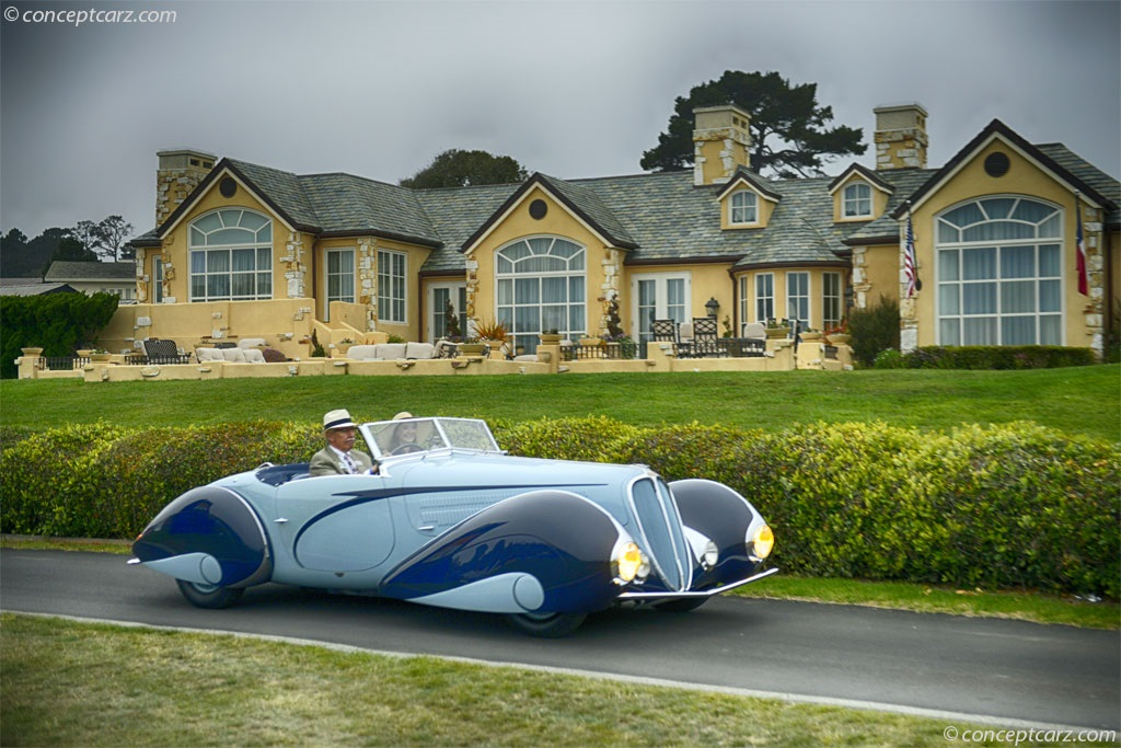 Delahaye 135M pictures and wallpaper