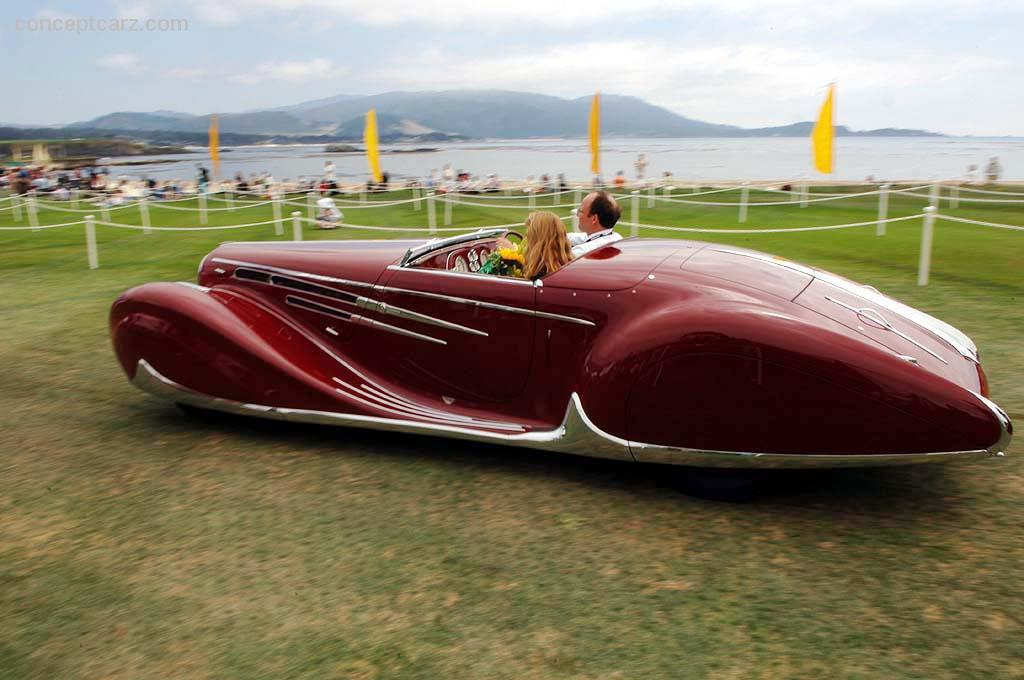 1939 Delahaye Type 165...