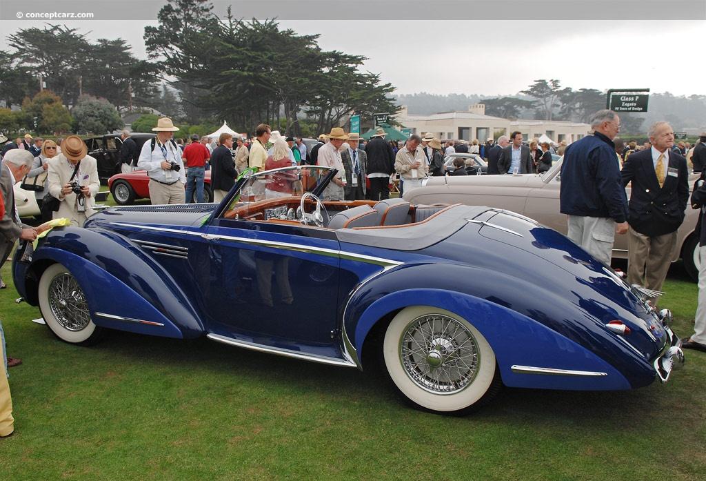 1947 Delahaye 135 MS (...