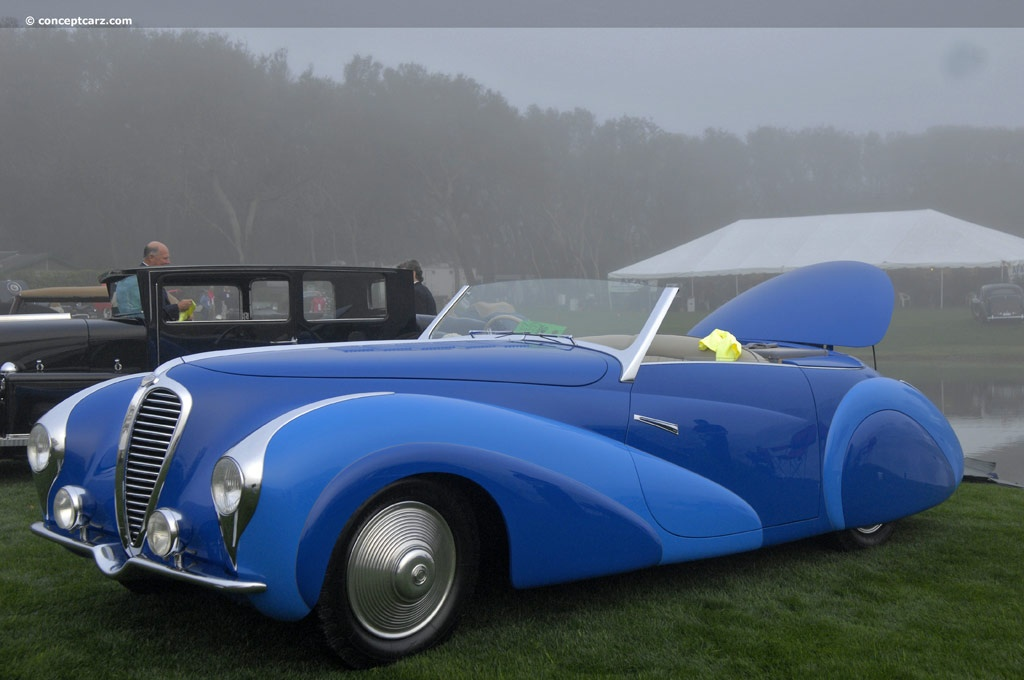 1948 Delahaye 135 MS -...