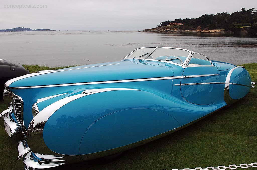 1949 Delahaye Type 175 Conceptcarz Com