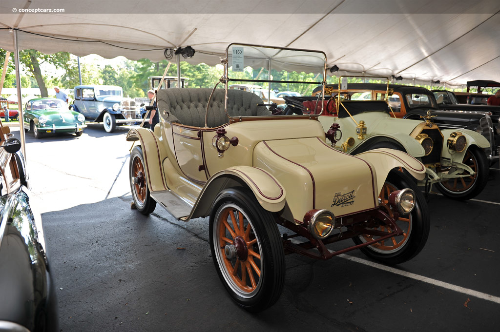 Anderson Carriage Co Anderson Electric Car Co Detroit | Autos Post