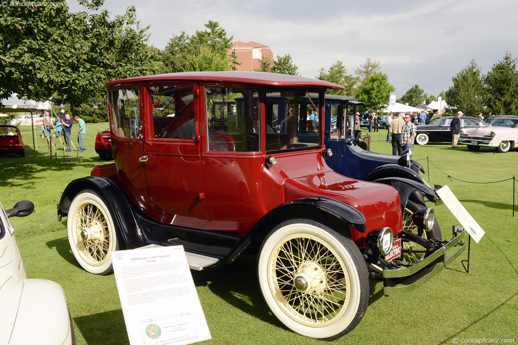 1916 Detroit Electric Model 60 Conceptcarz Com