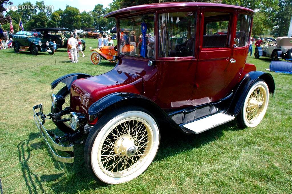 Detroit Auto Auction >> 1916 Detroit Electric Model 60 - conceptcarz.com