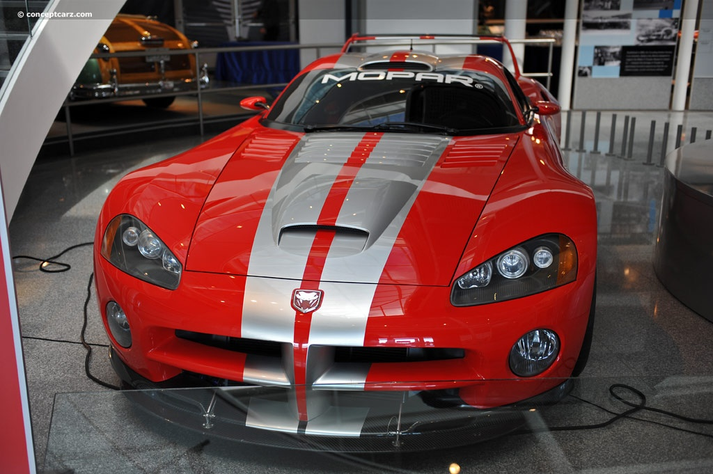 Auction Results And Data For 2000 Dodge Viper Gts R