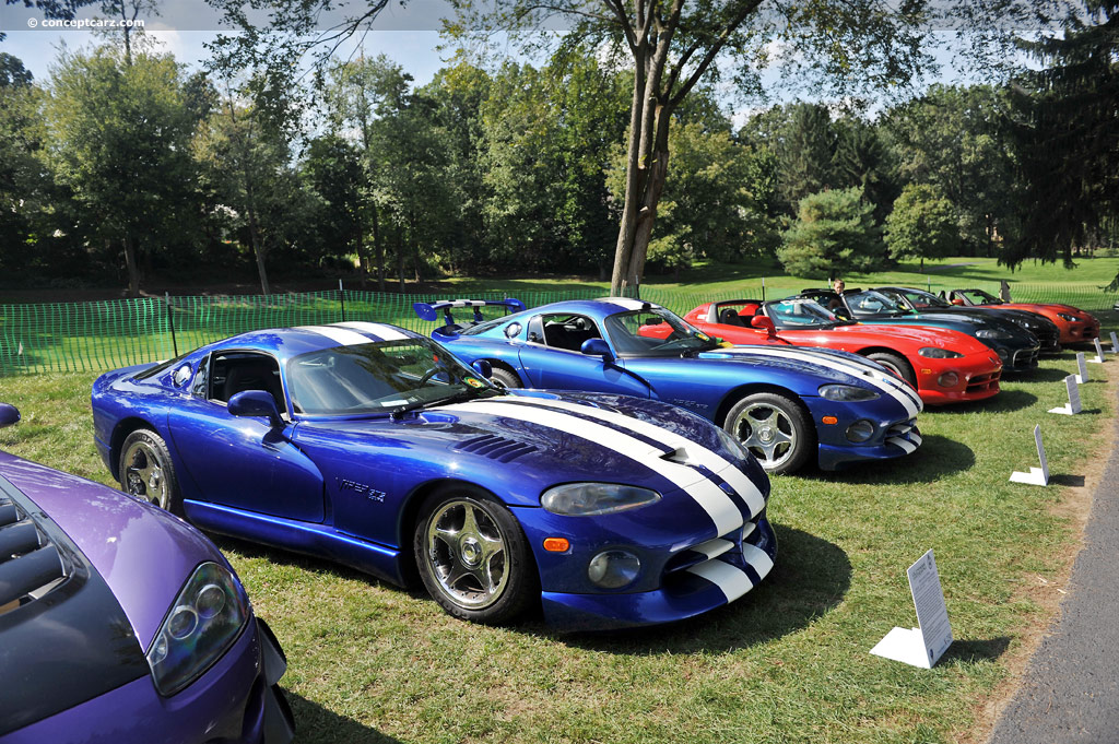 Auction Results And Data For 2000 Dodge Viper