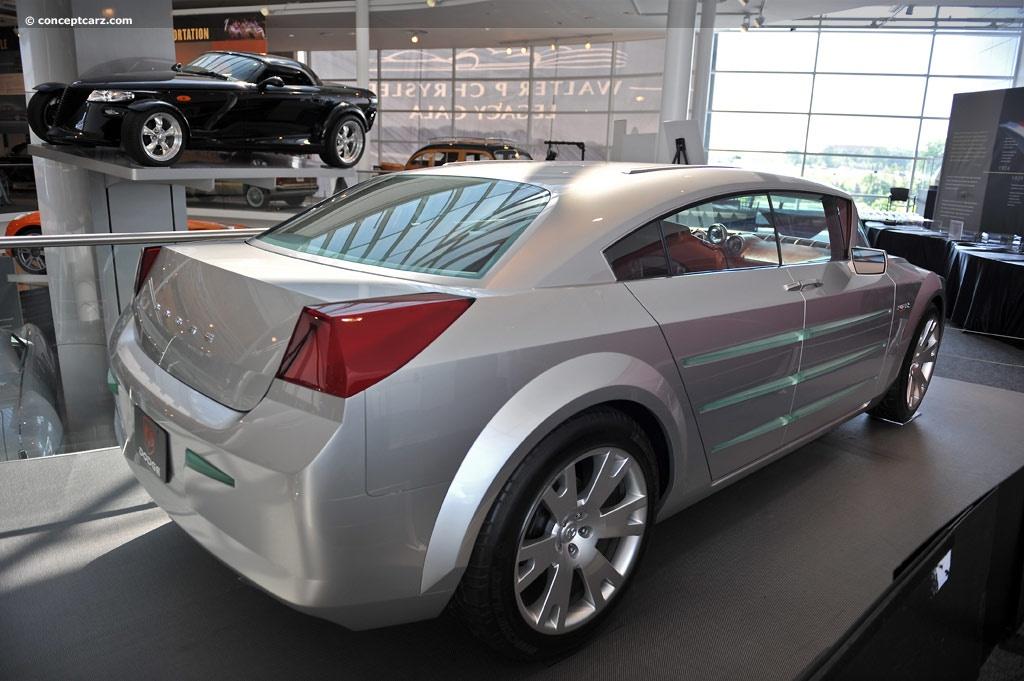 2008 Dodge Super8 Hemi Concept Car Pictures