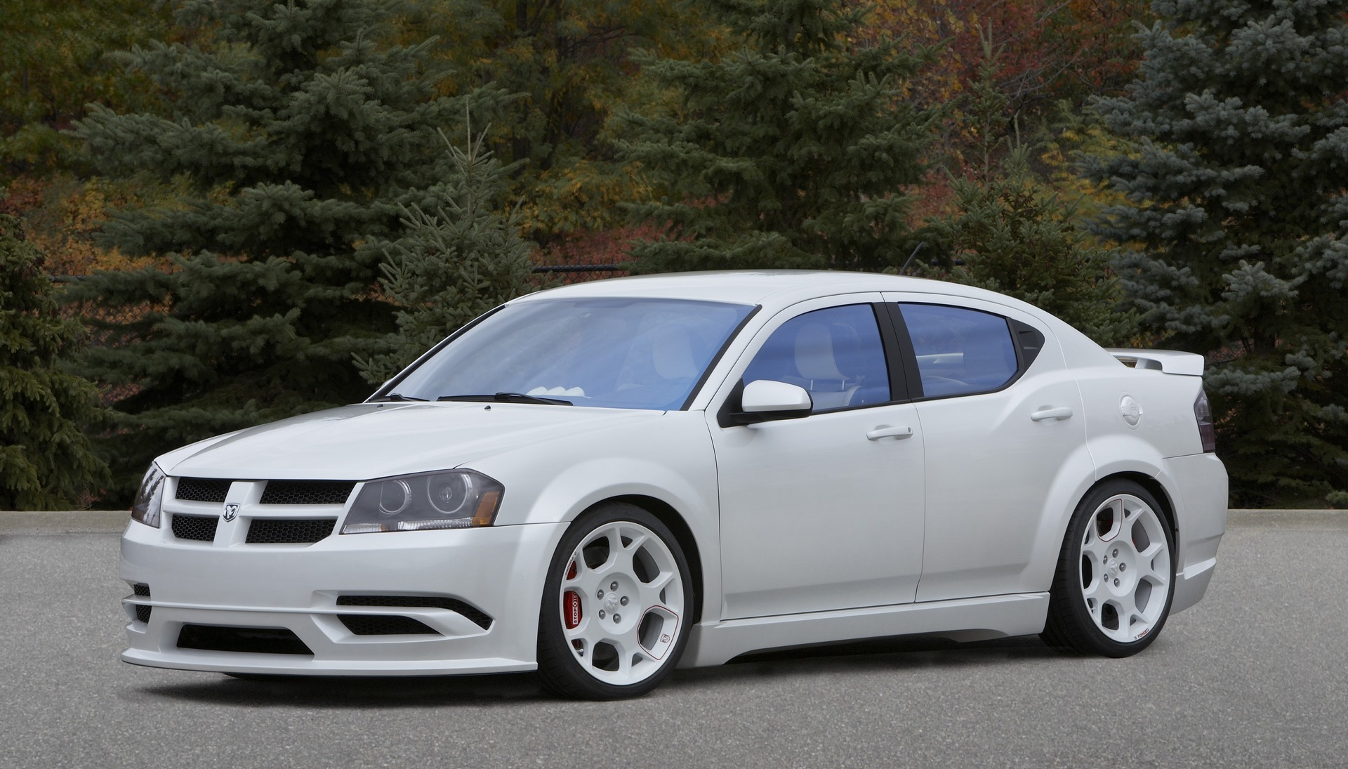 2008 dodge avenger stormtrooper concept pictures news. Black Bedroom Furniture Sets. Home Design Ideas