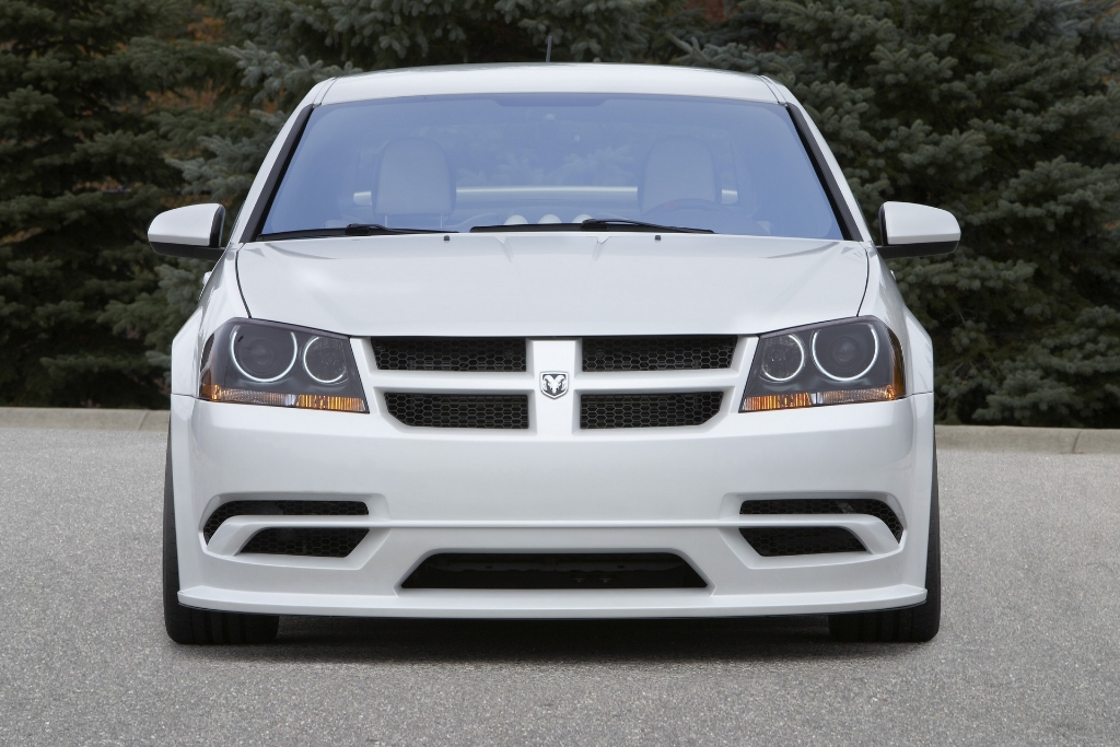 Red Dodge Avenger >> 2008 Dodge Avenger Stormtrooper Concept Pictures, News, Research, Pricing - conceptcarz.com
