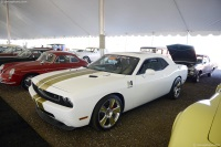 2009 Dodge Challenger Hurst Hemi Challenger image.