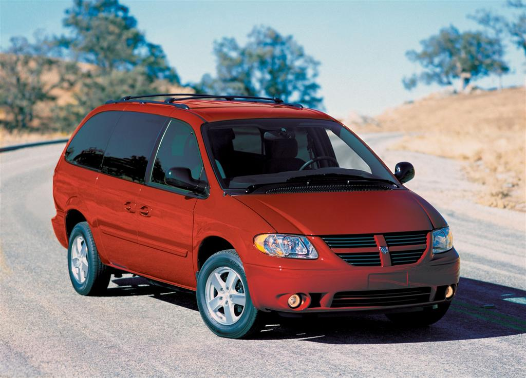 2005 dodge caravan pictures history value research news. Black Bedroom Furniture Sets. Home Design Ideas