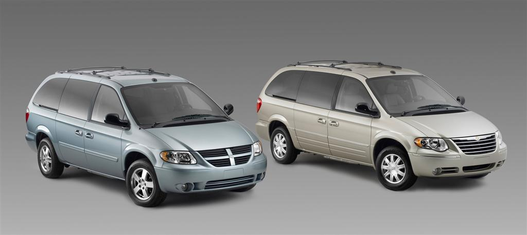 2006 Dodge Caravan Pictures History Value Research